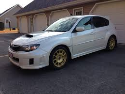 subaru rally wheels good 18
