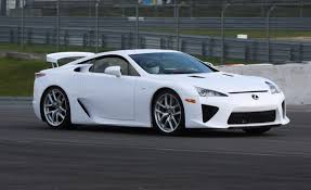 lexus lfa in toronto car and driver 2012 lexus lfa first drive review lexus is forum