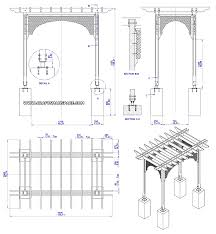 arbor swing plans guide swing arbor plans free furniture easy