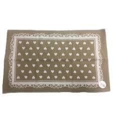 tappeti stile shabby tappeto cucina in cotone lavabile stile shabby chic tappeti
