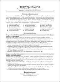 Sample Real Estate Resume No Experience by Resume For Real Estate Sales Associate