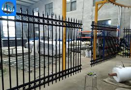 kinds of gate designs wrought iron gate cast iron fence fence