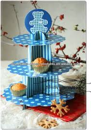 3 tier cupcake stand 3 tier cup cake stand disposable child birthday party buy