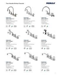peerless kitchen faucet delta do it best faucet catalog