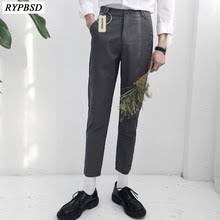 online get cheap mens dress pants ankle length aliexpress com