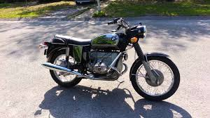 bmw motorcycle vintage vintage bmw r60 5 motorcycle youtube
