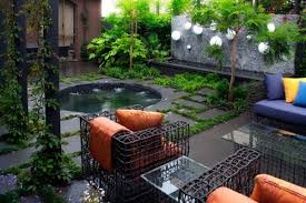 Outdoor Garden Design Ideas Extraordinary Outdoor Garden Design Fabulous H14 About Interior
