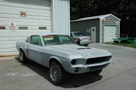 1967 ford mustang fastback project for sale sell used 1967 mustang fastback shelby gt350 gt500 eleanor clone