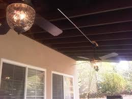 outside patio fans
