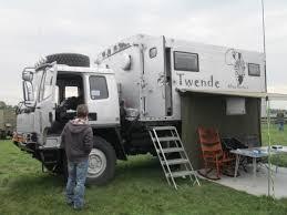 survival truck camper daf 4x4 adventure camper twende overland pinterest