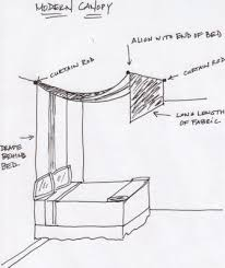 bed canopy with lights high low and diy the uber romantic canopy bed diy canopy xmas