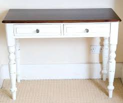 Shabby Chic Computer Desks Lovely Shabby Chic Computer Desk For House Design White Paint With