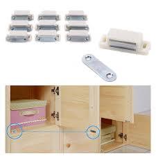 Kitchen Cabinet Door Catches 20x Heavy Duty Magnetic Cupboard Door Catch Kitchen Cabinet Doors