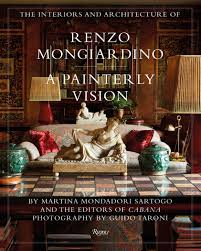 the interiors and architecture of renzo mongiardino a painterly