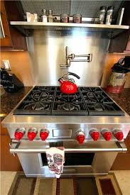 Outdoor Gas Cooktops Kitchen Best High End Gas Stove Lapostadelcangrejo Throughout