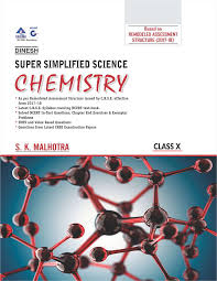 dinesh super simplified science chemistry class 10