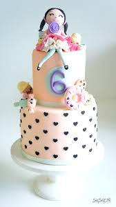 candy birthday cake susucre
