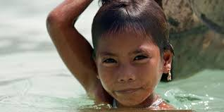 bbc future the u0027sea nomad u0027 children who see like dolphins