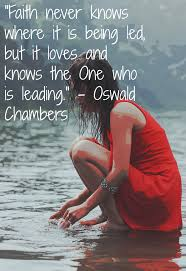 Quotes On Gods Love by Acknowledging God Oswald Chambers Faith And Bible