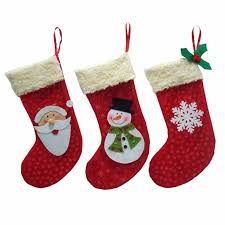 new years socks 2017 new year 3 pieces set mini christmas socks santa
