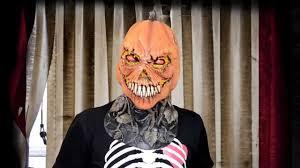 possessed pumpkin mask halloween masks trendyhalloween