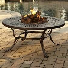 Table Firepit Pit Table With Lid Foter
