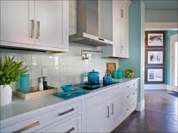 ceramic subway tile kitchen backsplash kitchen brown subway tile light blue subway tile glass subway