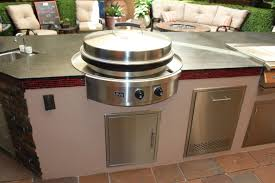 Backyard Hibachi Grill Fox 5 Outdoor Kitchen Studio Evo 30