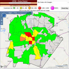 Cps Energy Outage Map Flash Flood Watch Possible River Flooding In San Antonio New