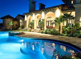 Pool Landscape Lighting Ideas Marvelous Landscape Lighting Ideas Eaves Of Roof Landscape