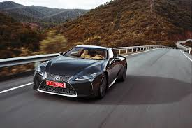 lexus lfa vs audi rs7 upcoming lexus lc f reportedly more powerful than lfa supercar
