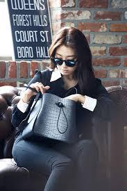 park shin hye endorses bruno magli koogle tv
