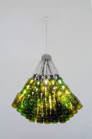 Chandelier Made From Plastic Bottles 20 Interesting Do It Yourself Chandelier And Lampshade Ideas For