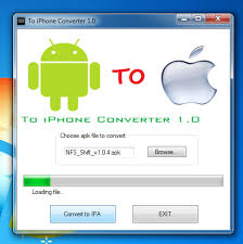 ipa to apk converter apk to ipa and apps converter to iphone converter1 0 apk