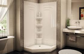 Bathroom Shower Stall Ideas by Wonderful Showers Stalls One Piece Best One Piece Shower Stall