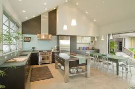 cathedral ceiling kitchen lighting ideas the neoteric classic kitchen archipelago hawaii luxury home