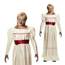 doll dress halloween costume annabelle 31 days of halloween makeup by amanda chapman www