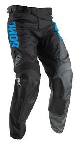 motocross gear ebay thor mx motocross kids 2017 pulse aktiv pants blue black choose