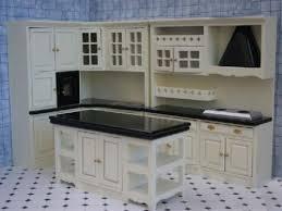 dolls house kitchen furniture kitchen dressers kitchen set black dolls house