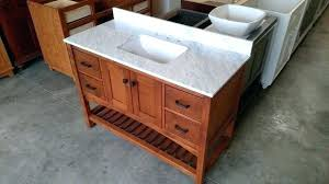 craftsman bathroom vanity cabinets good mission style bathroom vanity or furniture rustic bathroom