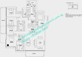 The Interlace Floor Plan Marina 1 One Residences Luxurious Living By M S Pte Ltd