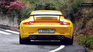 porsche 911 stinger yellow porsche 911 carrera stinger by topcar is yes