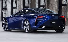 lexus lf lc sports coupe report lexus lc coupe flagship approved for production
