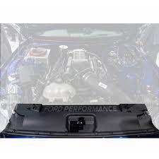 Radiator Cover Sheet Metal ford performance m 8291fp mustang radiator cover v6 gt ecoboost 15 17