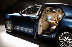 luxury bentley interior 2012 bentley mulsanne executive interior