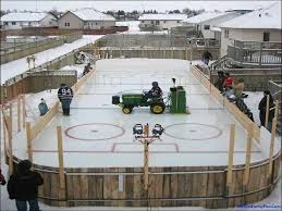 How To Build An Ice Rink In Your Backyard Amazing Backyard Ideas Your Kids Will Lose Their Heads Over