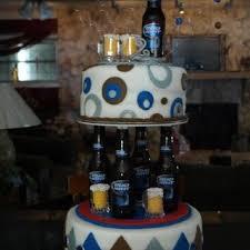 Liquor Bottle Cake Decorations 170 Best Beer Cakes Images On Pinterest Beer Cakes Birthday