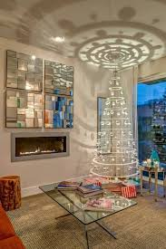 Decorated Christmas Trees Buy by Best 25 Hanging Christmas Tree Ideas On Pinterest Hanging