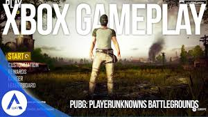 pubg xbox gameplay pubg xbox first impression character customisation gameplay