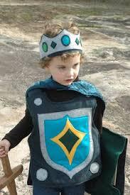 Halloween Costume Kid Mike Knight Inspired Shield Halloween Costume Halloween